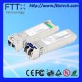 100% compatible hp jd063b Émetteur enfichables à chaud, duplex lc, 1.25gb/s 80km sfp module fibre optique