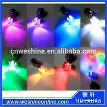 Fashion New Design Blinking Party Earrings / Led Flash Glowing Earrings