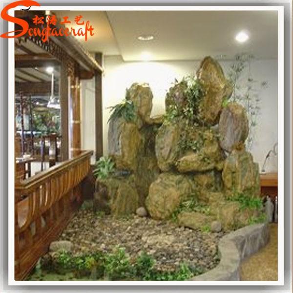 Professional design mini waterfall indoor waterfall for - Waterfall designs for indoor ...
