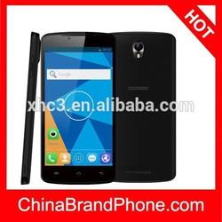 Doogee MINT DG330 4GB Black, 5.0 inch 3G Android 4.2.2 Smart Phone, MTK6582 Quad Core 1.3GHz, RAM: 1GB, Dual SIM, WCDMA & GSM
