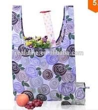 DHL Fedex cnsusino 150Pcs/Lot Printing Shopping Bag Folding Bags Reusable Bags Wholesale
