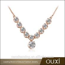 OUXI China alibaba cheap bulk sale sets mk jewelry