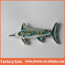 BLUE MARLIN GAME FISH SALT WATER SHARK LAPEL PIN BADGE 0.75inch INCH