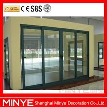 office design luxury partition wall sliding door/interior door