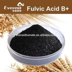Natural Lignite Water Soluble Fulvic Acid Boron with Potassium