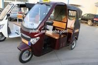 2015 new bajaj passenger tricycle/bajaj CNG three wheeler/three wheel motorcycle taxi