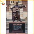 الشعبية الشهيرة تمثال من البرونز تمثال الفيس إلفيس بريسلي