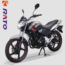 175cc 4-stroke racing motorcycle with digital meters