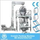 ND-K420/520/720 Large High Quality VFFS Automatic Kerala Food Packing Machine