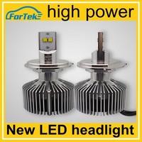 high lumen car led bulb 9000lm h4 phillip chip