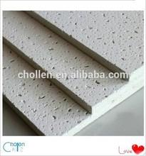 Waterproof wall boards,fireproof wall board mineral fiber sound insulation board