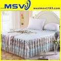 Corea falda de la cama, Pretty algodón falda de la cama, Uso en el hogar de estilo occidental de algodón falda de la cama