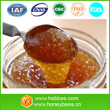 Pure natural bee honey from bee farming