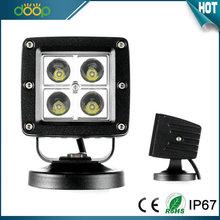 2015 New IP67 1760 lumins 16W Work Lamps 9~32V DC ,16W LED Working Lights