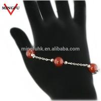 anti-allergy health charm bead bracelet