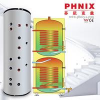 High Pressure, High Efficiency 200l split boiler water tank