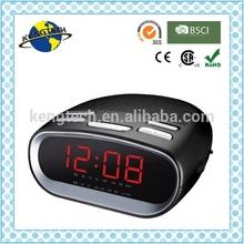 Very Cheap Stylish Desktop Home AM FM Alarm Clock Radio