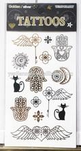 2015 fashion eagle tattoo designs art,new design fluorescent tattoo ink for women