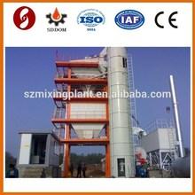 Cost effective LB1000 80t/h stationary asphalt mixing machine ,asphalt mixing plant speco