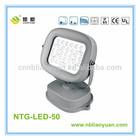 china market of electronic outdoor cob led flood light 50w