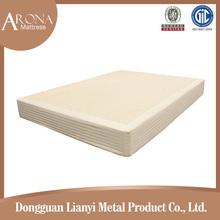 Newly design firm High ended tight top design china mattress factory sleep rest mattress,full size mattress