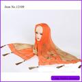 Vente en gros original foulard arabe, mode foulard hijab