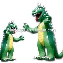 2015 hot sale inflatable dinosaur costume/wholesale mascot costumes/mascot costume sale