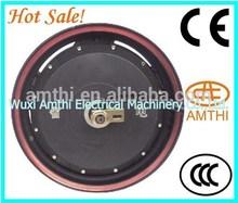 48v 800w brushless dc watt high power electric wheel hub motor , amthi