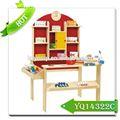 الأطفال المصنوعة يدويا لعبة خشبية المطبخ