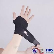 Custom sports palm adjustable wristbands neoprene