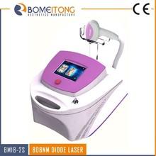 Portable laser 808 handle diode laser epil