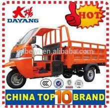 Heavy Duty Cargo Tricycle 250cc motos+triciclos+de+carga Factory with CCC Certificate