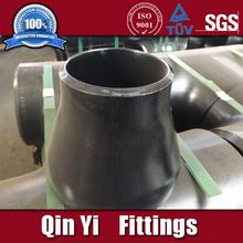 pipe fitting eccentric reducer 18 x 16 sch 60