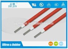 ul certificate 3122 silicone rubber fiberglass braid insulation cable