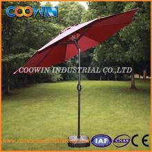 2015 umbrella outdoor aluminium,High Quality