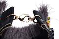 europeos y americanos de estilo popular borla braceleventa lokai pulsera