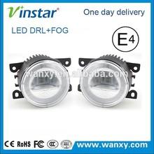 E4 R87 LED Daytime Running Light LED Fog Light Car LED DRL FOG LIGHT