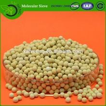 Moisture Absorbent Air Filter Drying Molecular Sieve 4A Desiccant