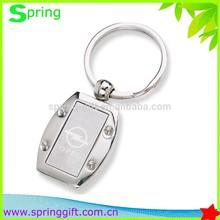 professional custom Car Logo keyring for opel key ring according to Authorized