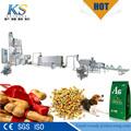 Alto quanlity- profesional completo automático de mascar alimentosparamascotas línea de producción/de mascar alimentosparamascotas machienry
