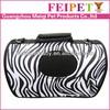 zebra stripe pet dog cat carrier backpacks dog carrier for pets