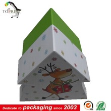 Recycle Handmade Cardboard Box House Designs Supplier