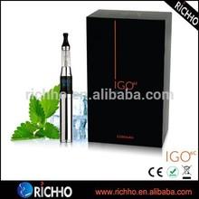ego battery teamgiant manufacturering 2200mAh OLED ecig vaporizer igo6c hot selling
