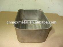 Precio bajo de la venta de metal acuicultura del tanque