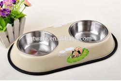 Dog bowl , Pet bowl, Dog feeder
