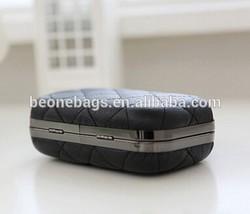 Professional manufacturer oem & custom hard case clutch bag