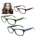 2015 neue leatest schöne gläser frames neuesten aceteat frauen brillengestelle für mädchen flexible brillenfassung b041245