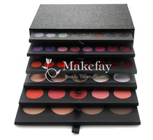 New design hot sale professional 6 layers brand name makeup kit