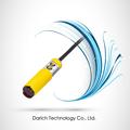 De plástico tubular m18/difusa/de detección a distancia 40cm/dr-40n/cilíndrica de infrarrojos sensores fotoel&e