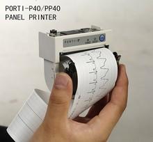 PORTI-P40/PP40 WOOSIM panel thermal pos ticket printer machine with high price